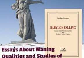 Book Review: Babylon Falling by Gaither Stewart