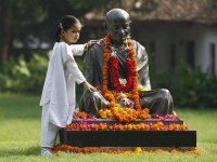 Gandhi's Truth: Ending Human Violence One Commitment AtA Time