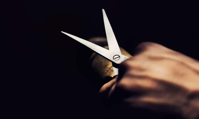 braid-chopping