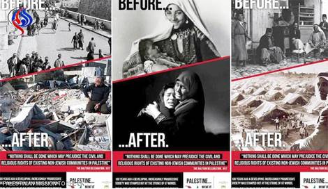 palestine-balfour