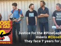The Fate Of The Pine Gap Pilgrims
