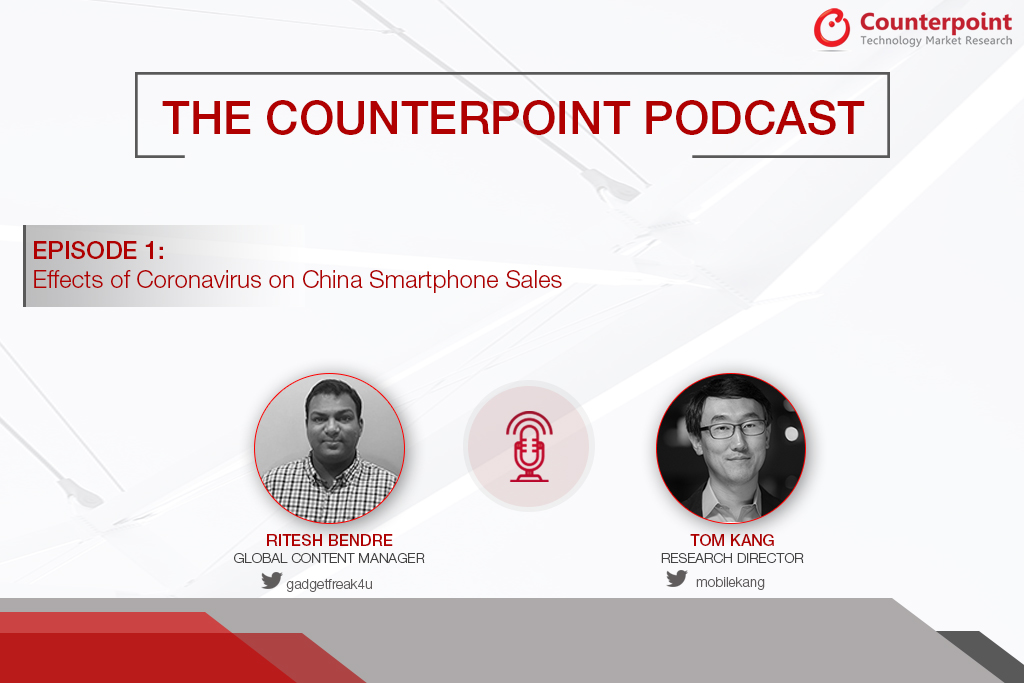 Podcast – Effects of Coronavirus Outbreak on China Smartphone Sales