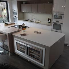 White Corian Kitchen Countertops Cart Table Island Worktop In Designer Counter