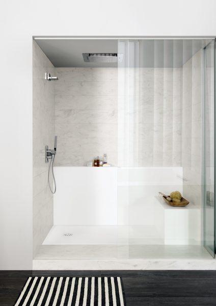 Corian Smart Shower Tray