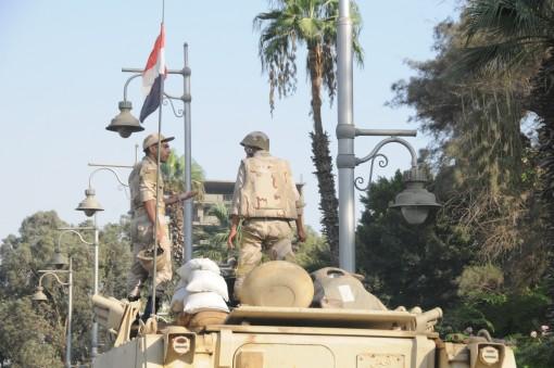 omni-present military
