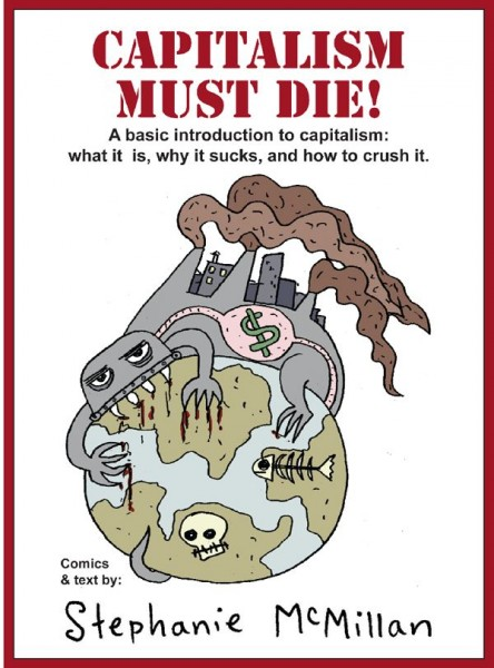 CapitalismMustDie cover