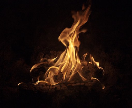 fire and the changing