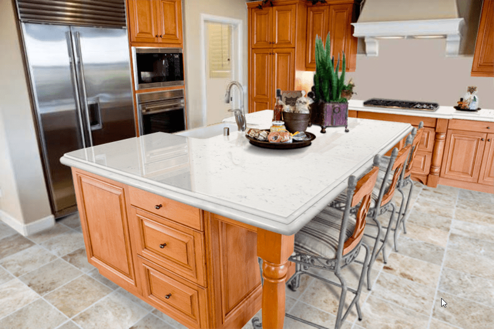 alternatives amazing countertops countertop kitchen carrara marble top cost with quartz