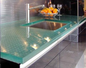 epoxy resin kitchen countertops stainless steel shelves countertop concepts for and bath ...