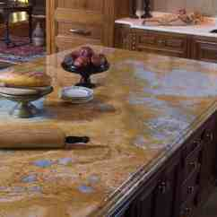 Granite Kitchen Countertops Pictures High End Faucet The Green Choice Natural Stone Countertop
