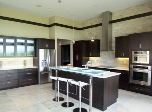 Consolidated Kitchens countertop