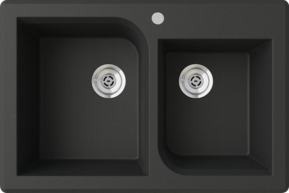 Swan Corporation Offers Four New Models In Its Collection Of Molded  M Series Granite Sinks. These New Sinks Are Available In Both Undermount  And Drop In ...