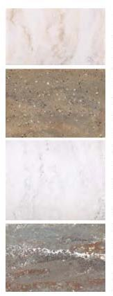 New colors of Mystera Solid Surface