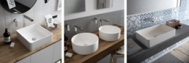 LG HI-MACS new sinks