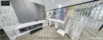 KRION showroom