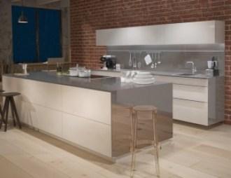 Dekton Blaze XGLOSS kitchen