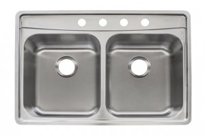 Franke's Fast-In Quick Install Kitchen Sink System