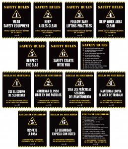 MIA+BSI Safety Poster Eng+Span