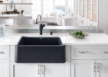 IKON Apron Front Sink