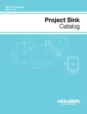 Houzer Project-sink catalog