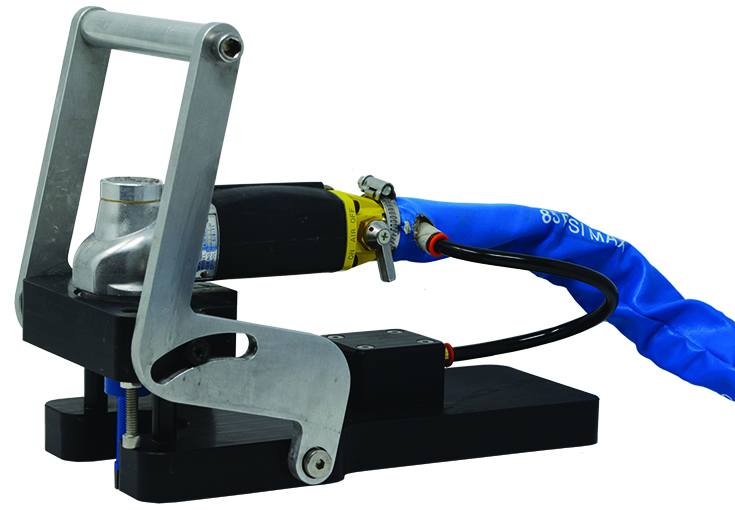 Chemical Concepts Introduces KDM110 Keep-nut Drilling Machine