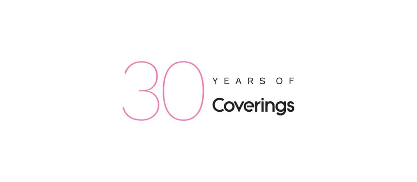 Coverings Unveils 2019 Show Experiences & 30th Anniversary Activations