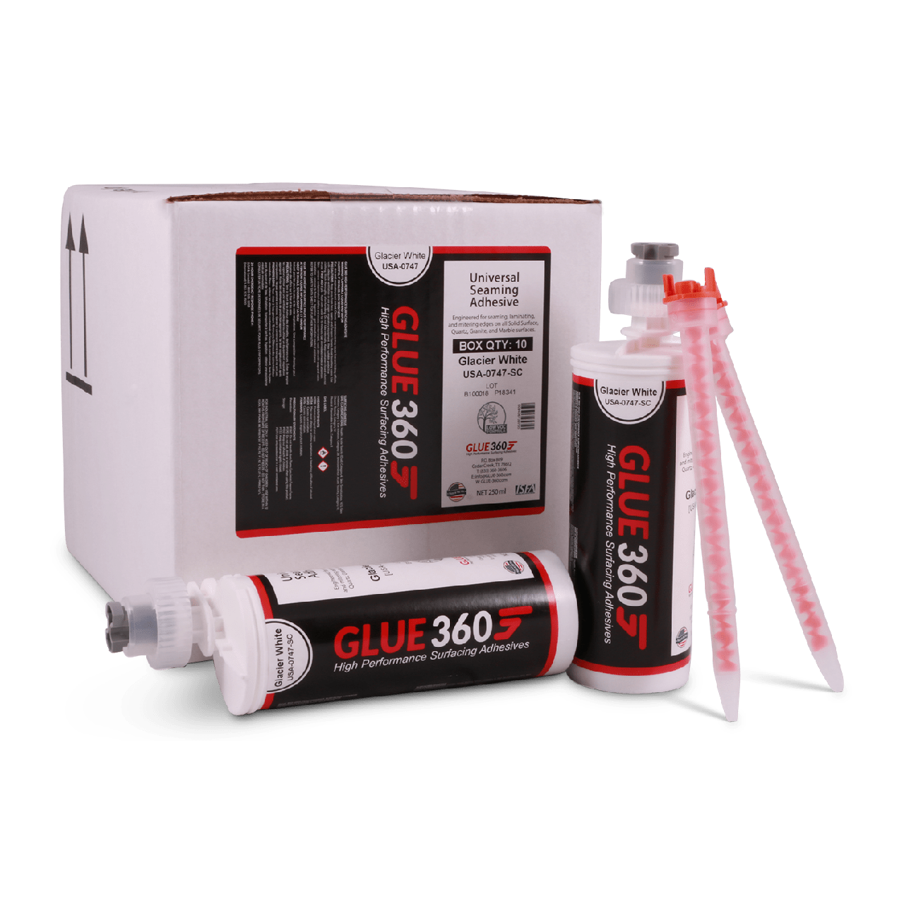 Glue 360 Introduces a New Line of Universal Adhesives