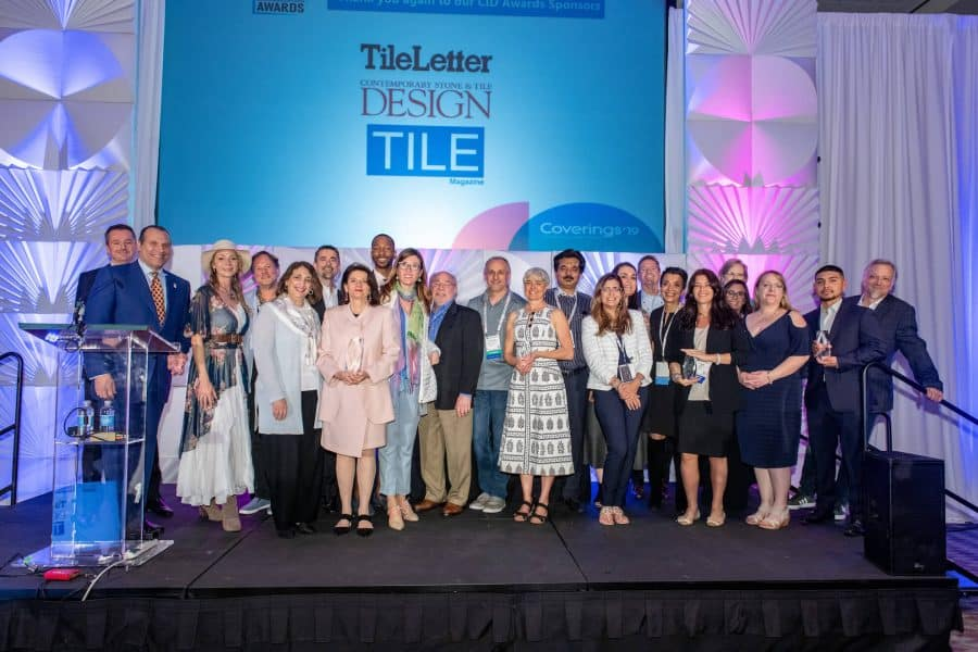 Coverings Announces the 2019 CID Winners
