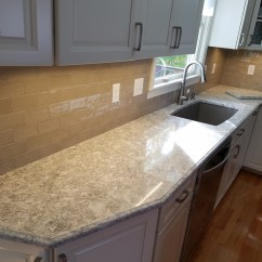 Quartz Kitchen Countertops Wall Mount Sink Berwyn Cambria - By Superior- Granite, Marble ...