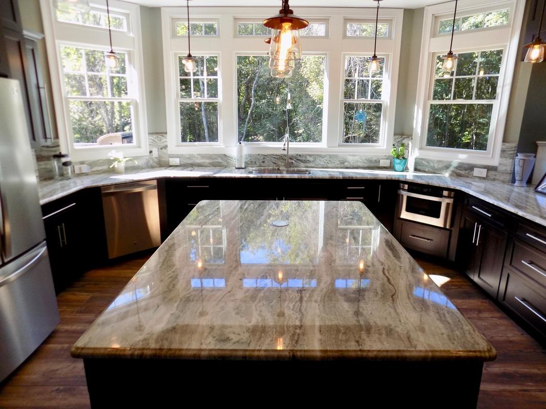 kitchen degin lowes stainless steel sinks ocean beige - countertops by superior- granite ...