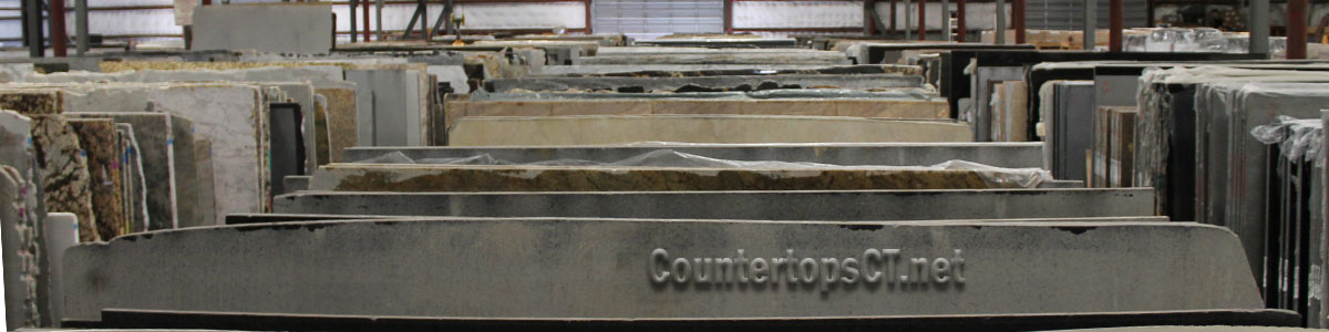 natural stone slabs for kitchen countertops in CT