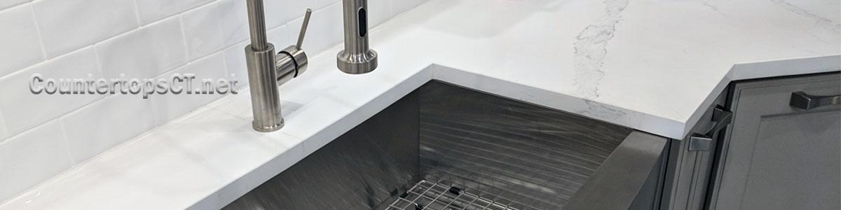 Quartz Kitchen Countertops CT