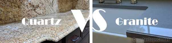 Quartz VS Granite Countertops