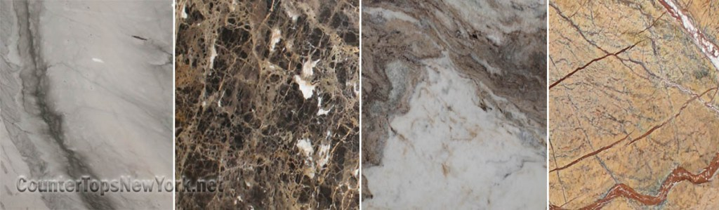 Marble Color Selection for Countertops