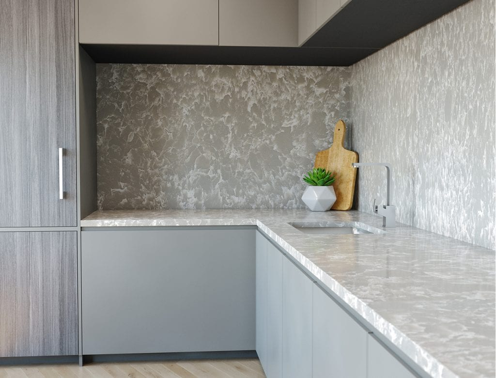 Myddleton Kitchen  KD Countertops
