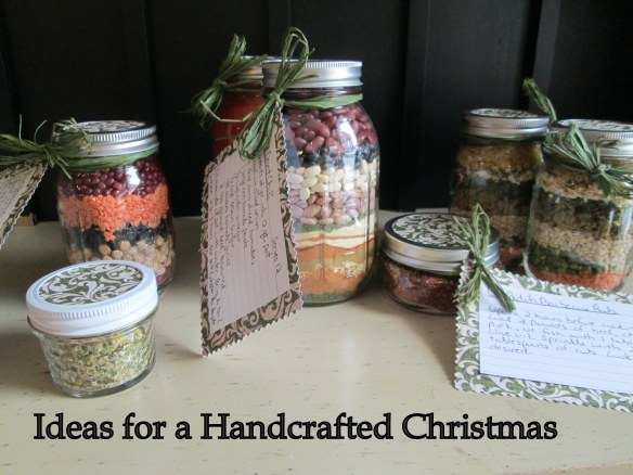 Ideas for a handcrafted Christmas: Five do-it-yourself gift ideas