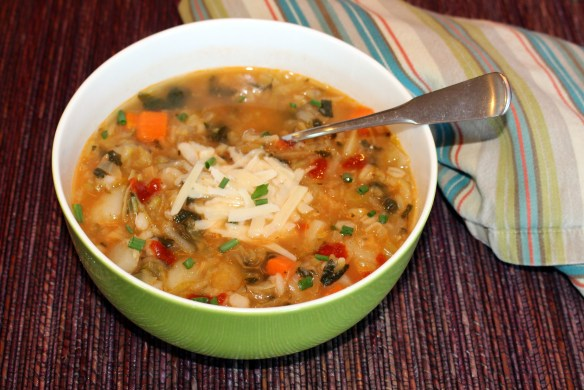 Meatless Monday recipe: My signature vegetable soup