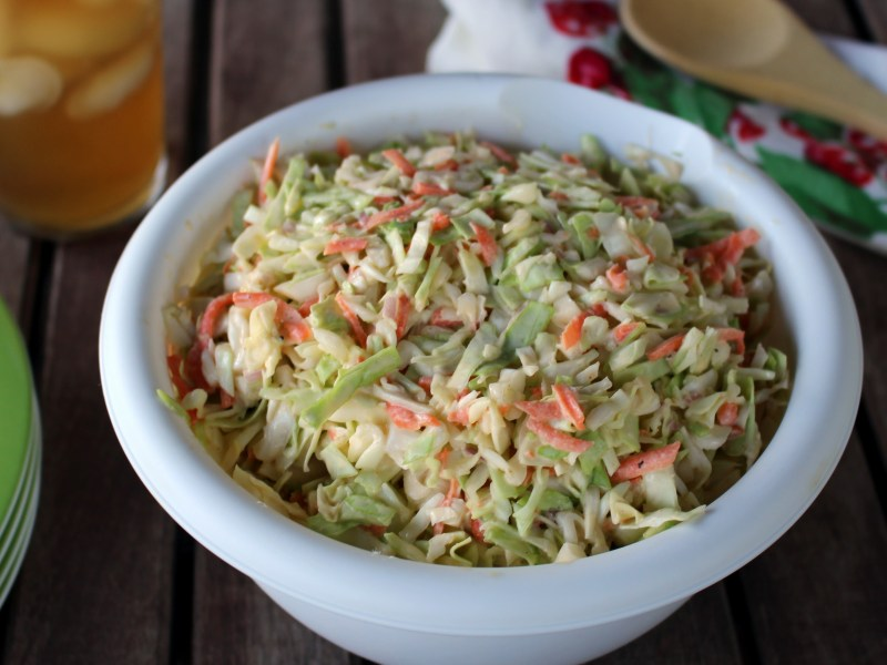 The Best Coleslaw Recipe