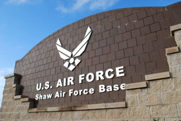 Shaw AFB main gate closure scheduled_402909