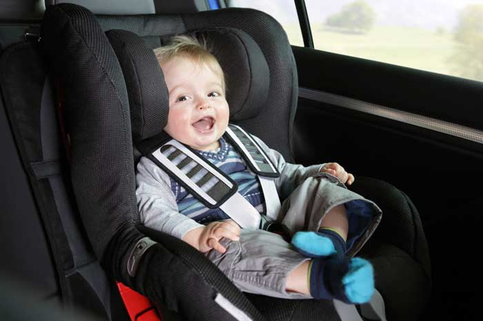 Car seat inspections scheduled for Child Passenger Safety Week_51899