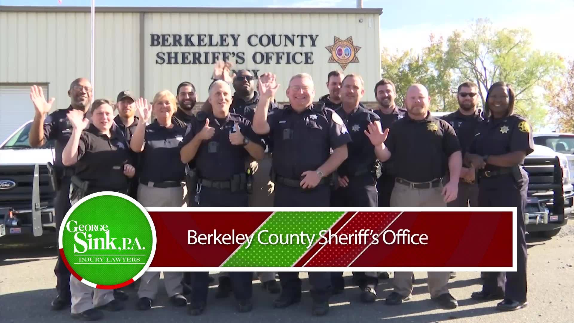 Holiday Heroes: BCSO 2