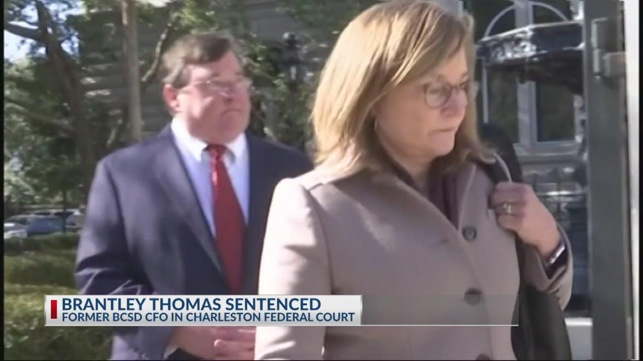 Brantley Thomas sentencing