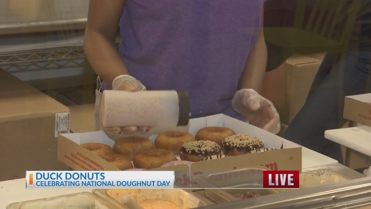 DUCK DONUTS INTERVIEW