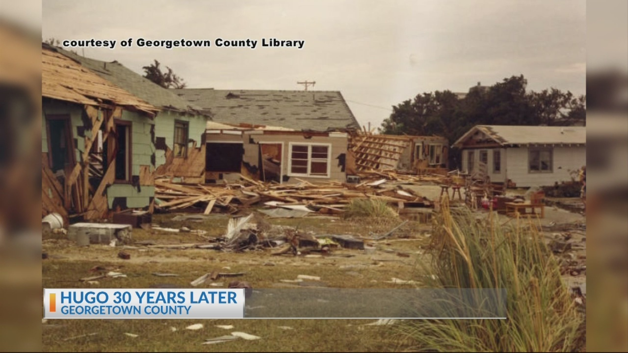 Hurricane Hugo: Georgetown County