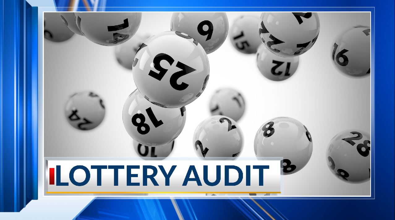 Lucky? Nope! Lottery audit says big winners sell tickets