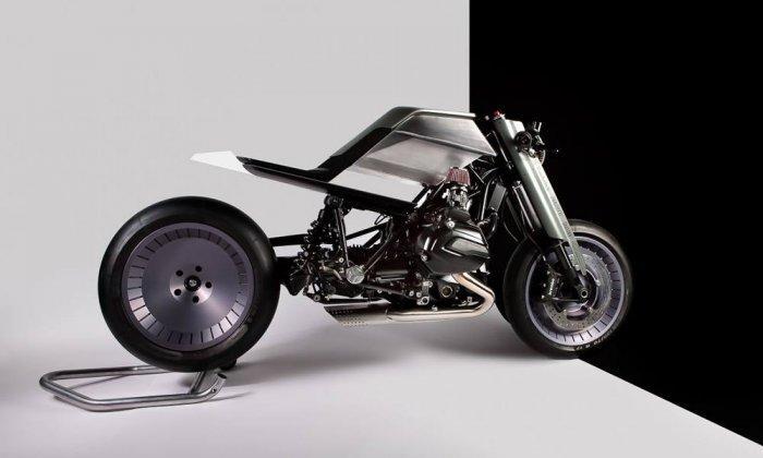 Digimoto - первый в мире мотоцикл, созданный в виртуальной реальности