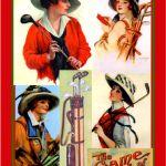 Bildbeispiel Damengolf
