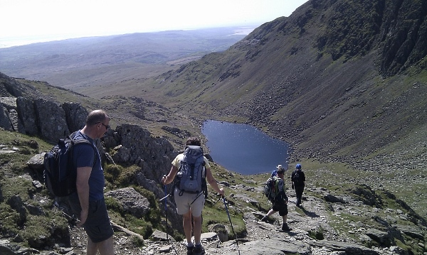 Goats Water, Coniston Fells