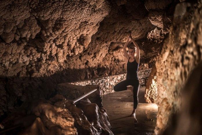 Grotta Giusti Yoga