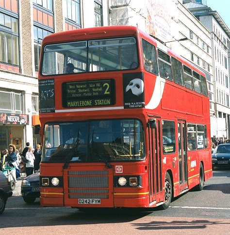 Image result for bus N2 london